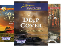 Undercover Cops (3 Book Series)