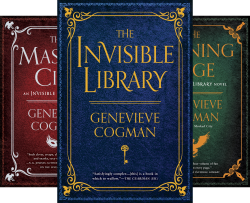 The Invisible Library Novel (3 Book Series)