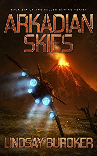 Arkadian Skies, book 6