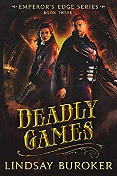 Deadly Games, book 3