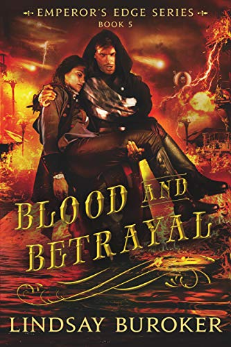 Blood and Betrayal, book 5
