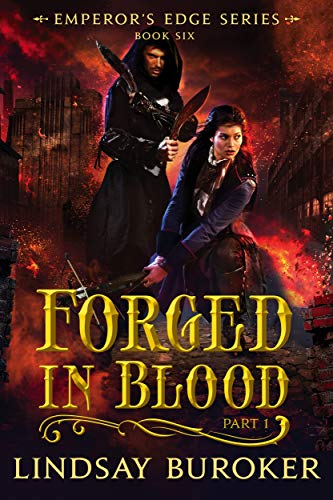Forged in Blood I, book 6