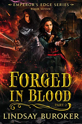 Forged in Blood II, book 7