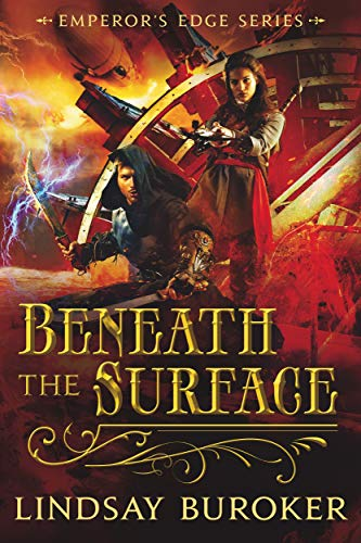 Beneath the Surface, book 5.5