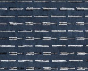 CB2 : flight blue rug : 8x10' : $800