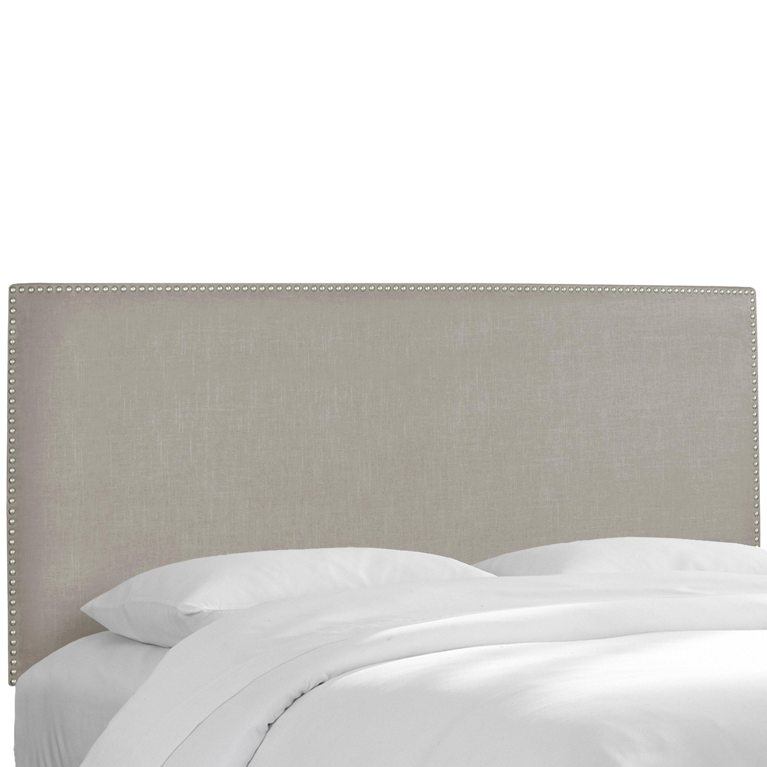 napa upholstered panel headboard : king :$371