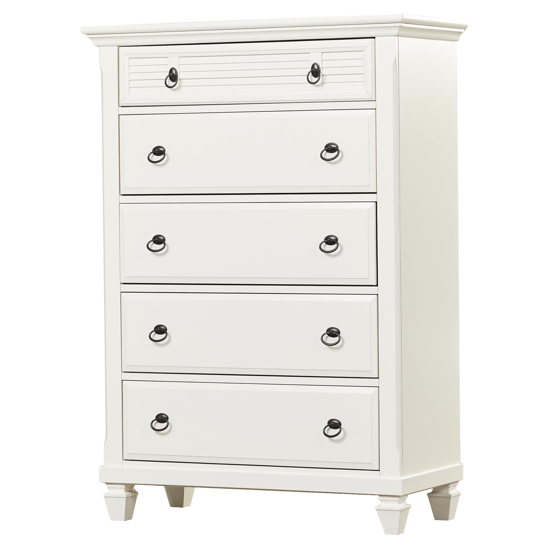 norfolk 5 drawer chest : $507