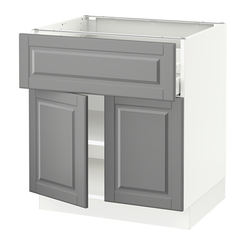 ONE DRAWER and TWO DOORS - $252 EACH AT IKEA