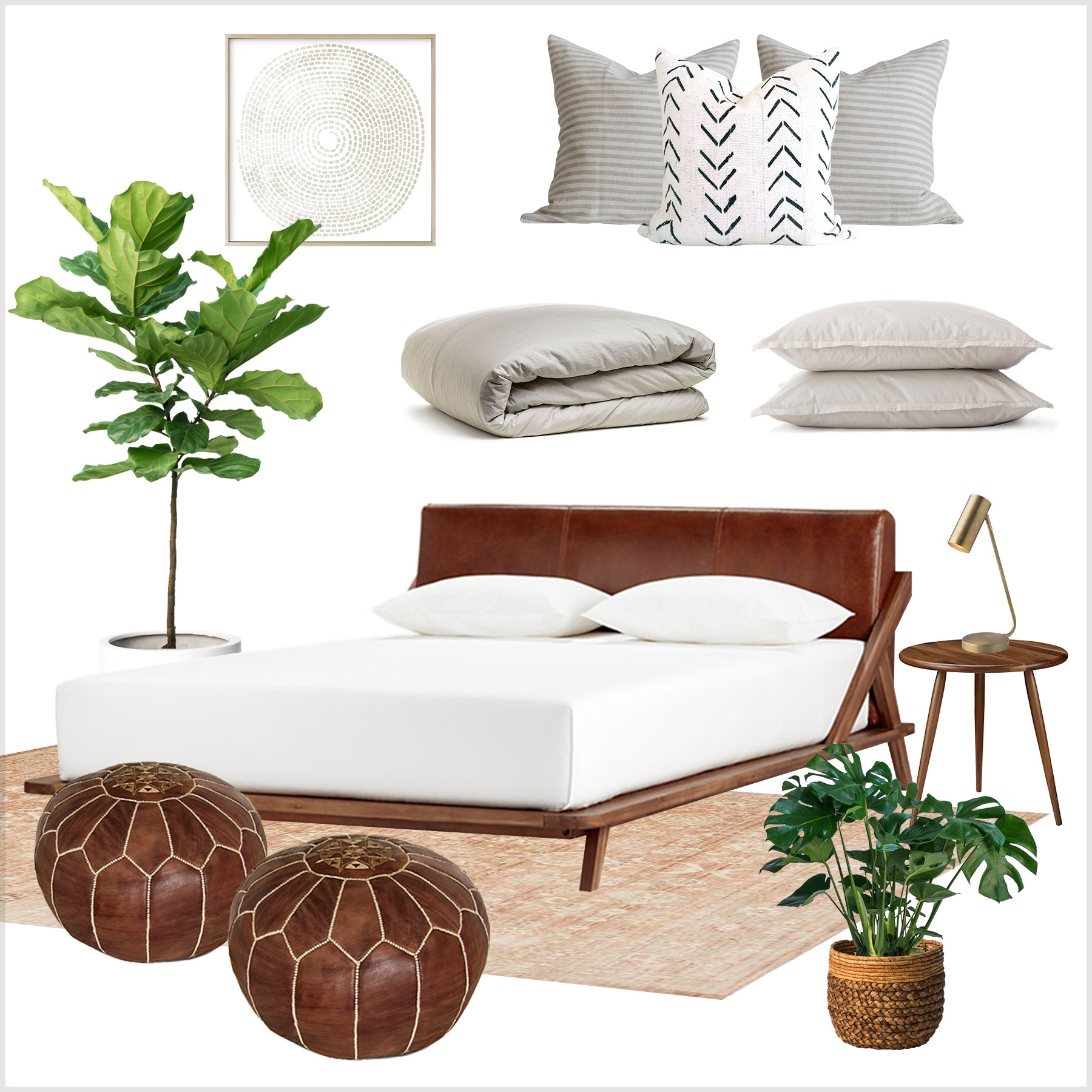 2: Furnishing Design in a Day - 2D Style Board