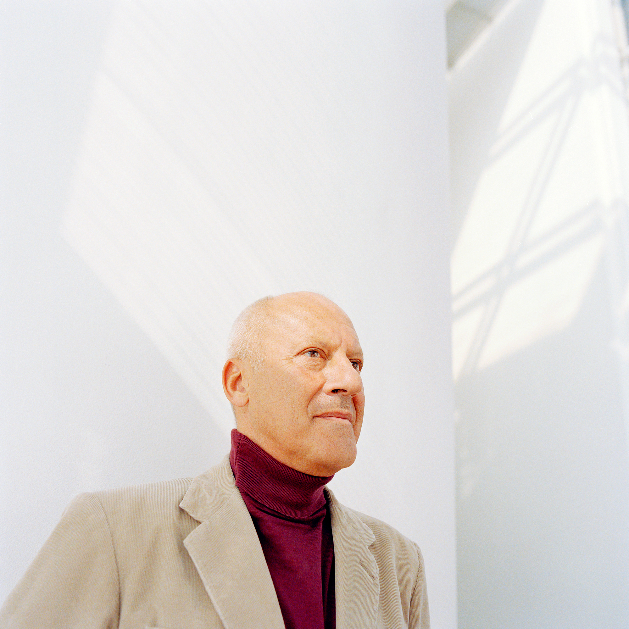 Sir Norman Foster, Architect, London, England