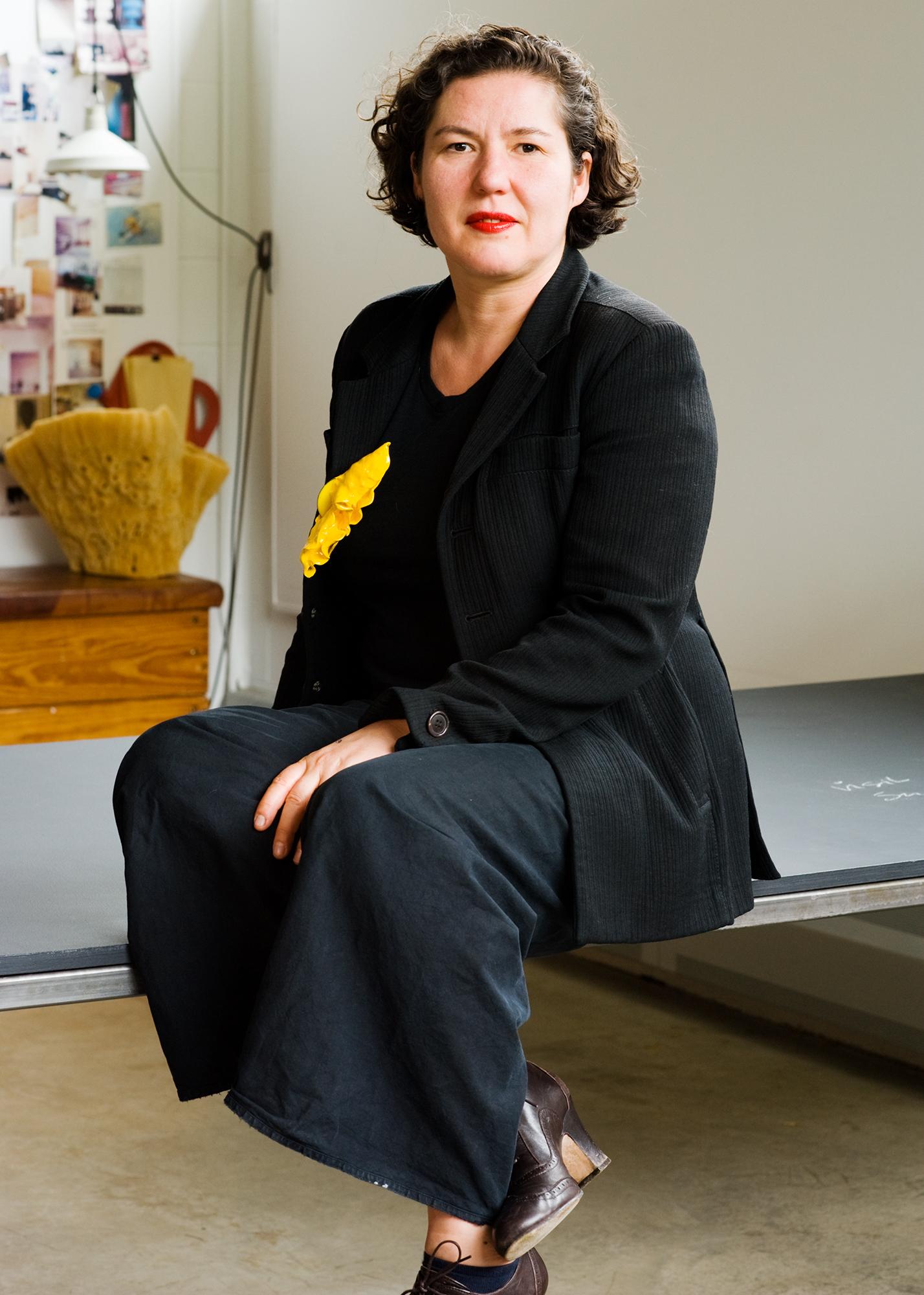 Iris Eichenberg, Artist in Residence, Cranbrook Academy of Art, Bloomfield Hills, MI