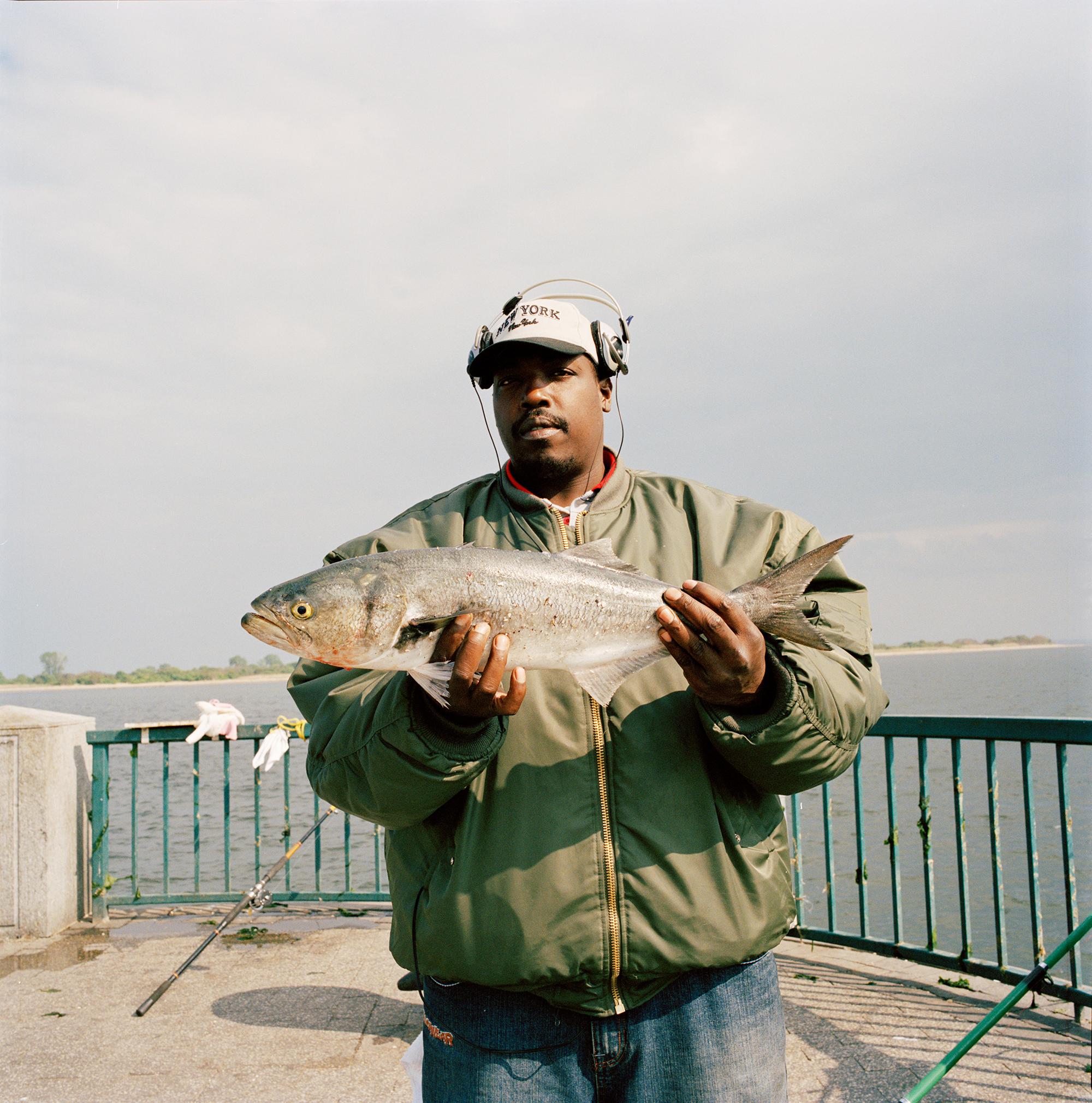 fisherman, canarsie pier