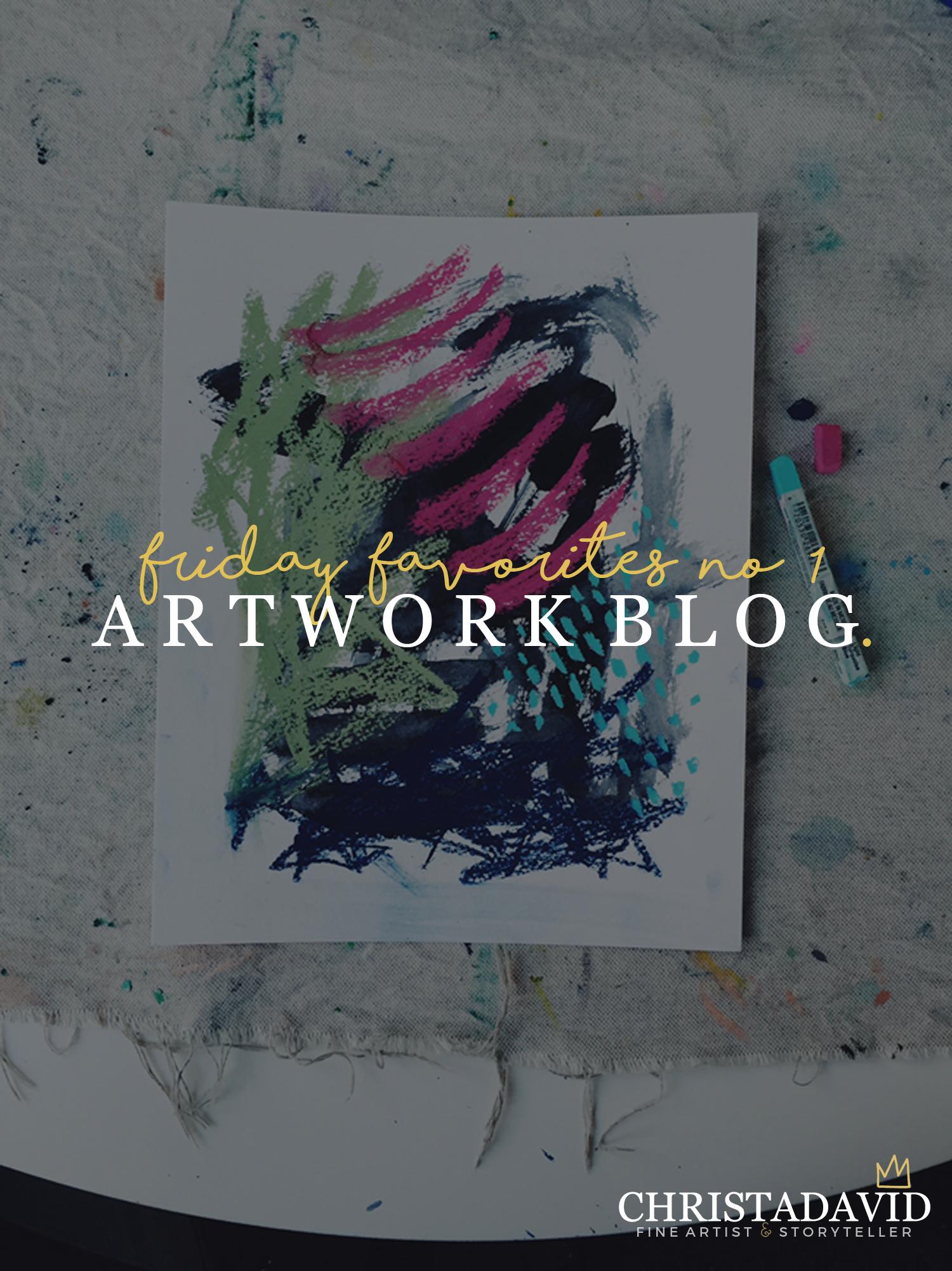 Friday-Favorites-Artwork-Blog