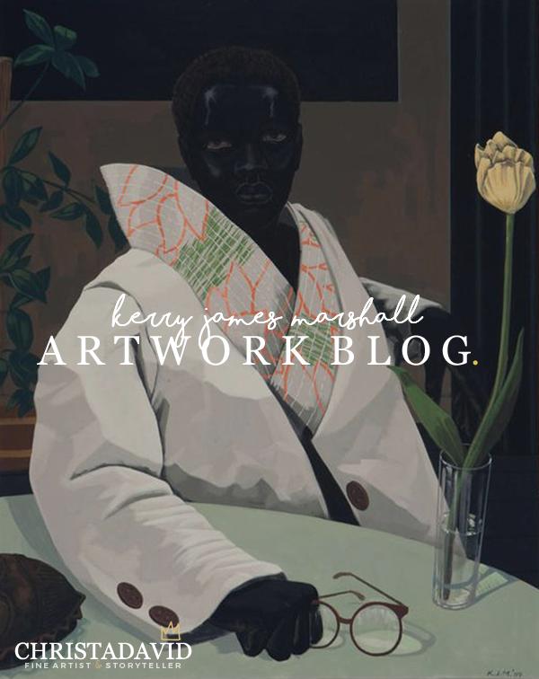 kerry james marshall - artwork blog