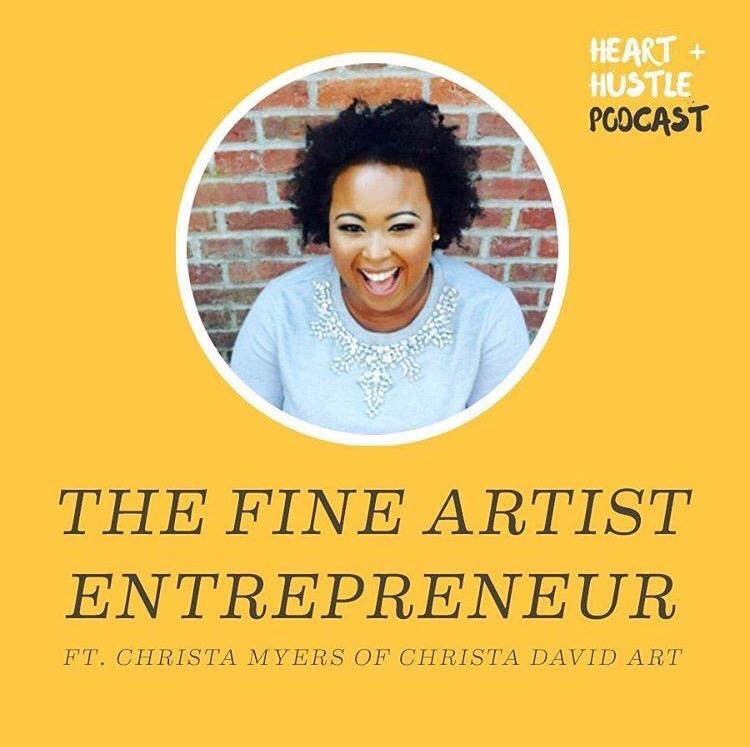 Christa David on Heart and Hustle Podcast.JPG