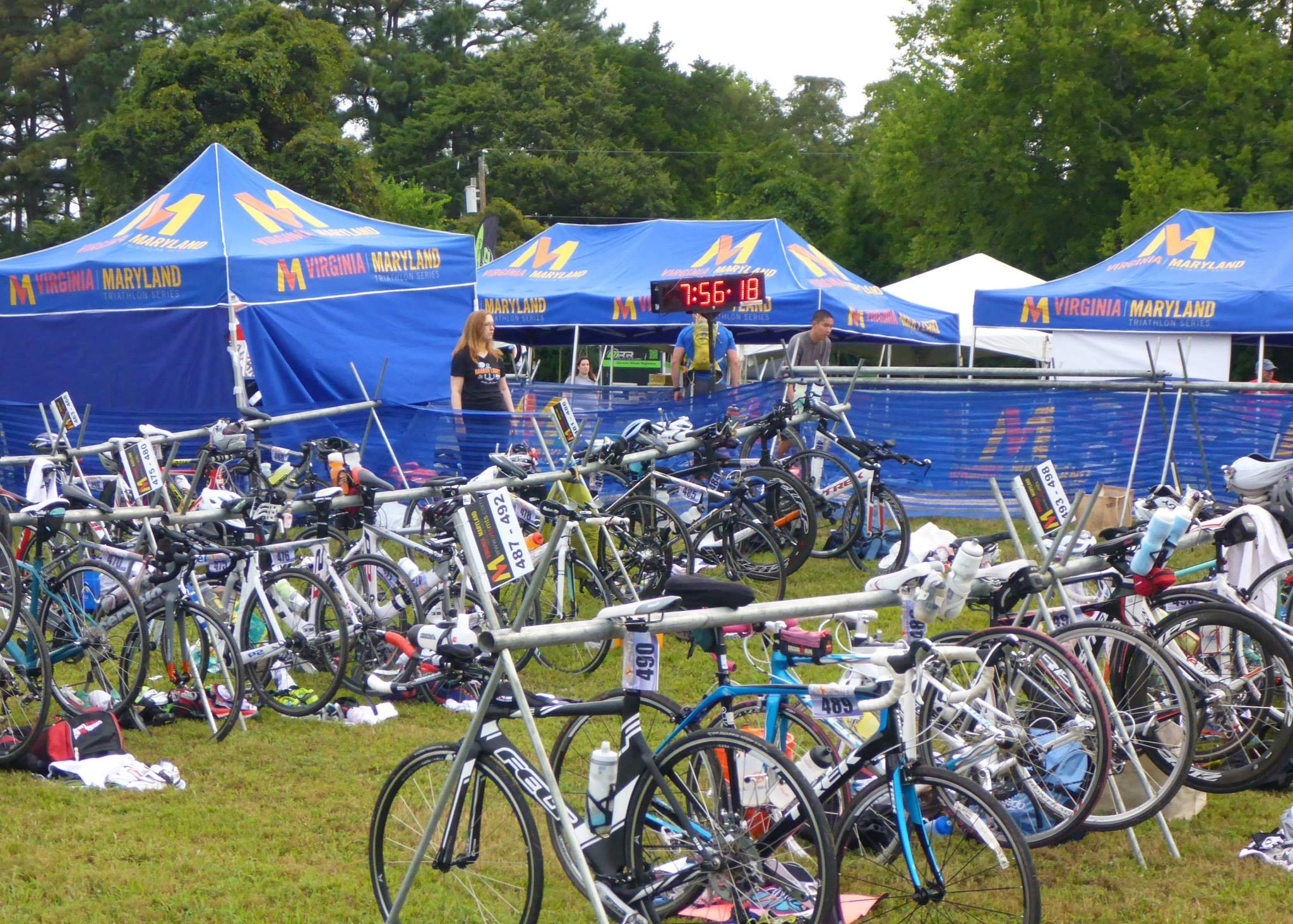 Photo from Virginia Maryland Triathlon Series