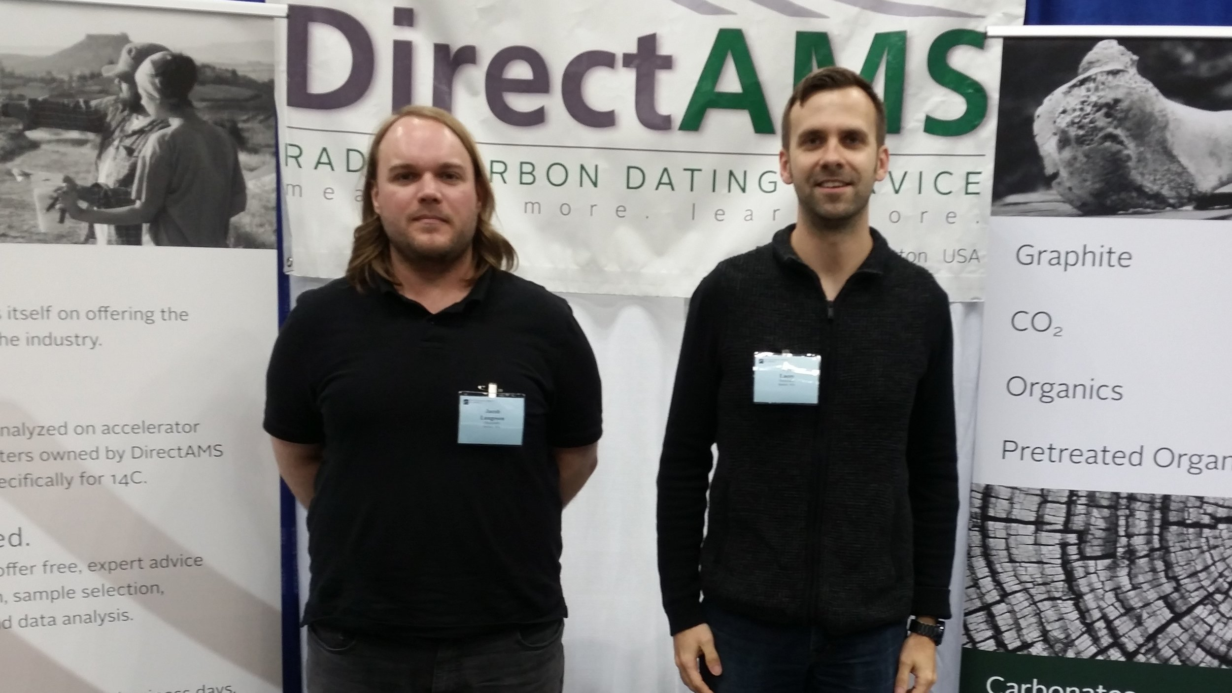 Jacob L. & Tye L. at GSA, 2018