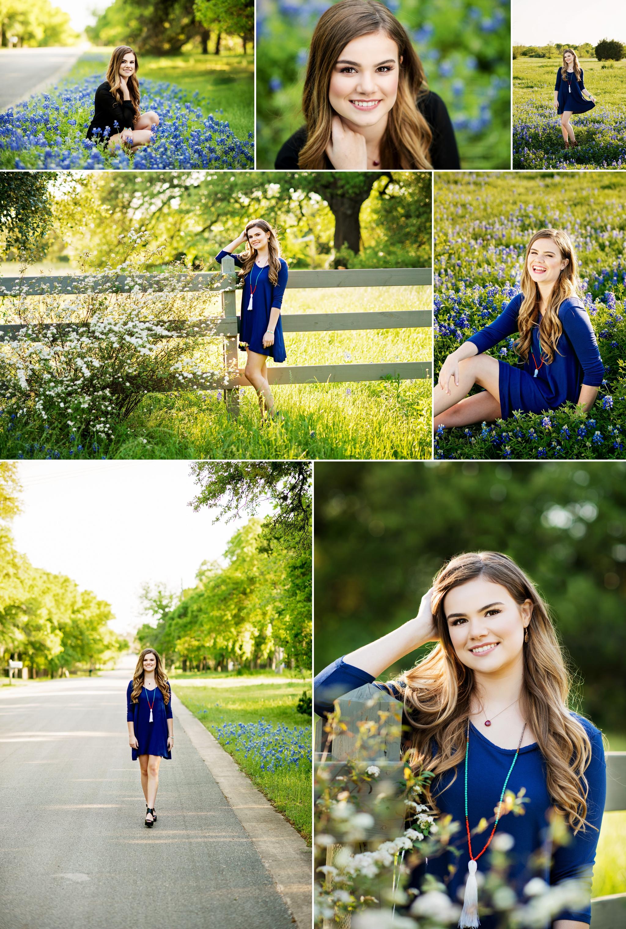 Austin Senior Portrait photography ideas