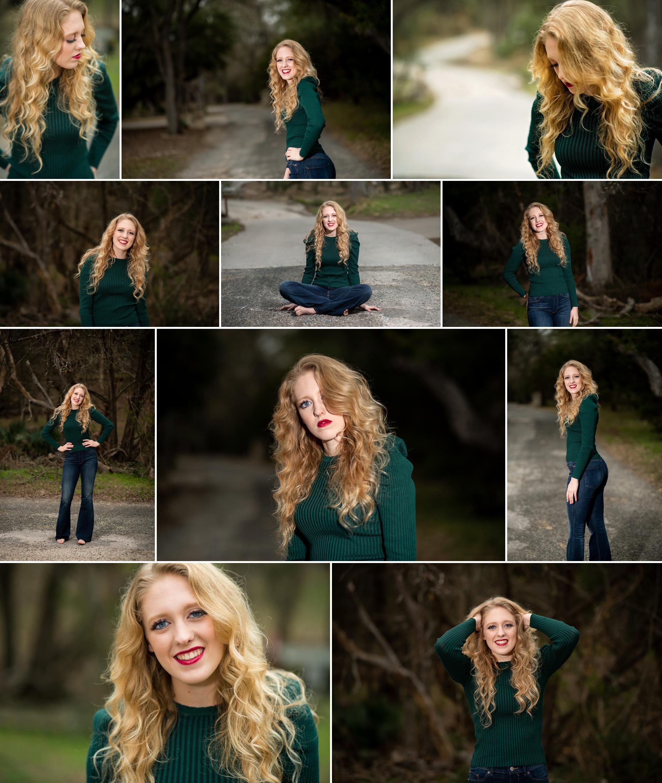 Flash photography outdoors, austin senior photographer, Heidi Knight Photography, Wimberley, TX, Christmas Eve