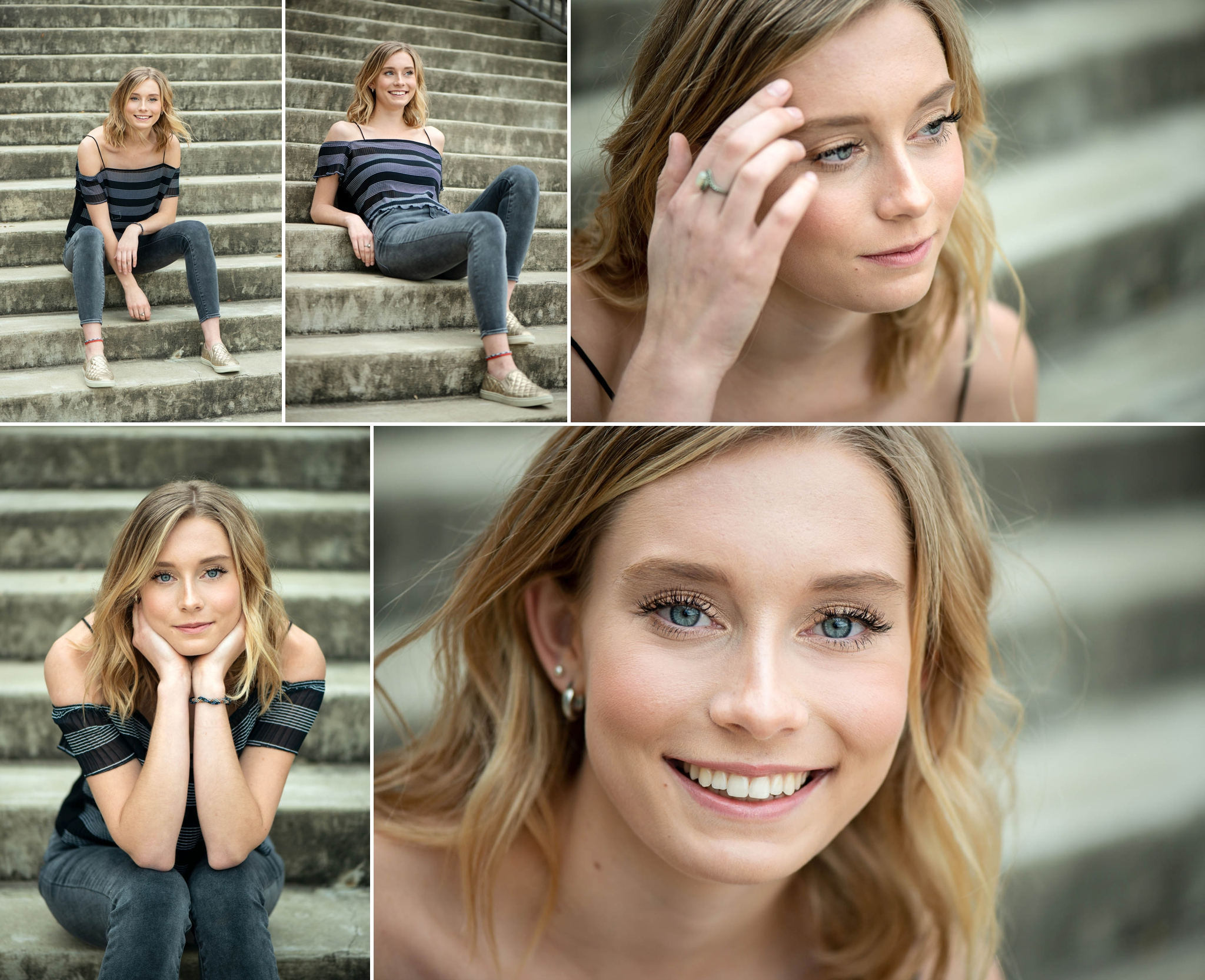 Austin Senior Photographer, Heidi Knight Photography.  Urban senior picture ideas