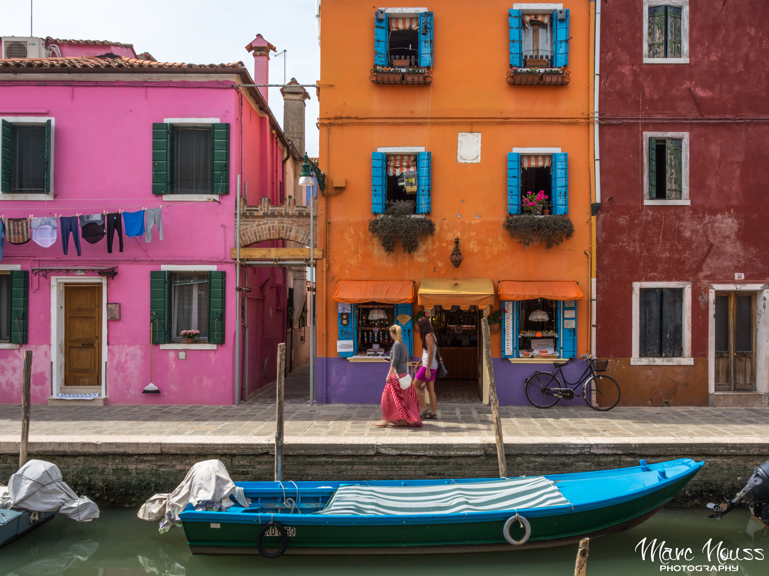 Colorful Burano