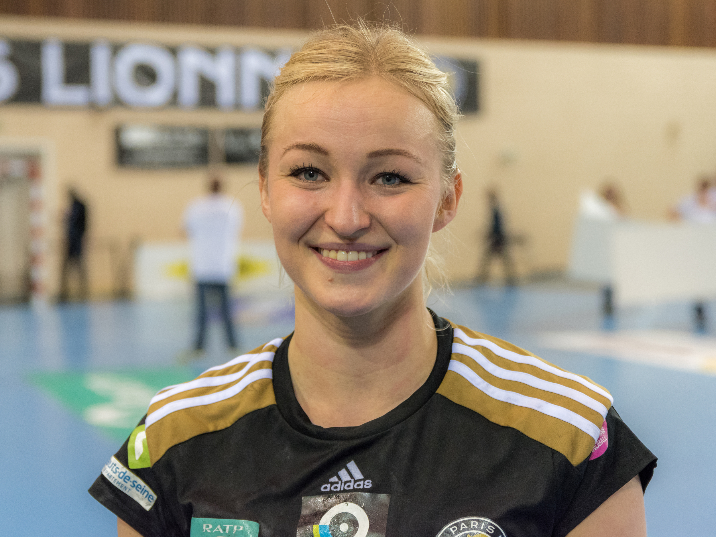 Here  Stine Oftedal , 2 times World Championship Winner