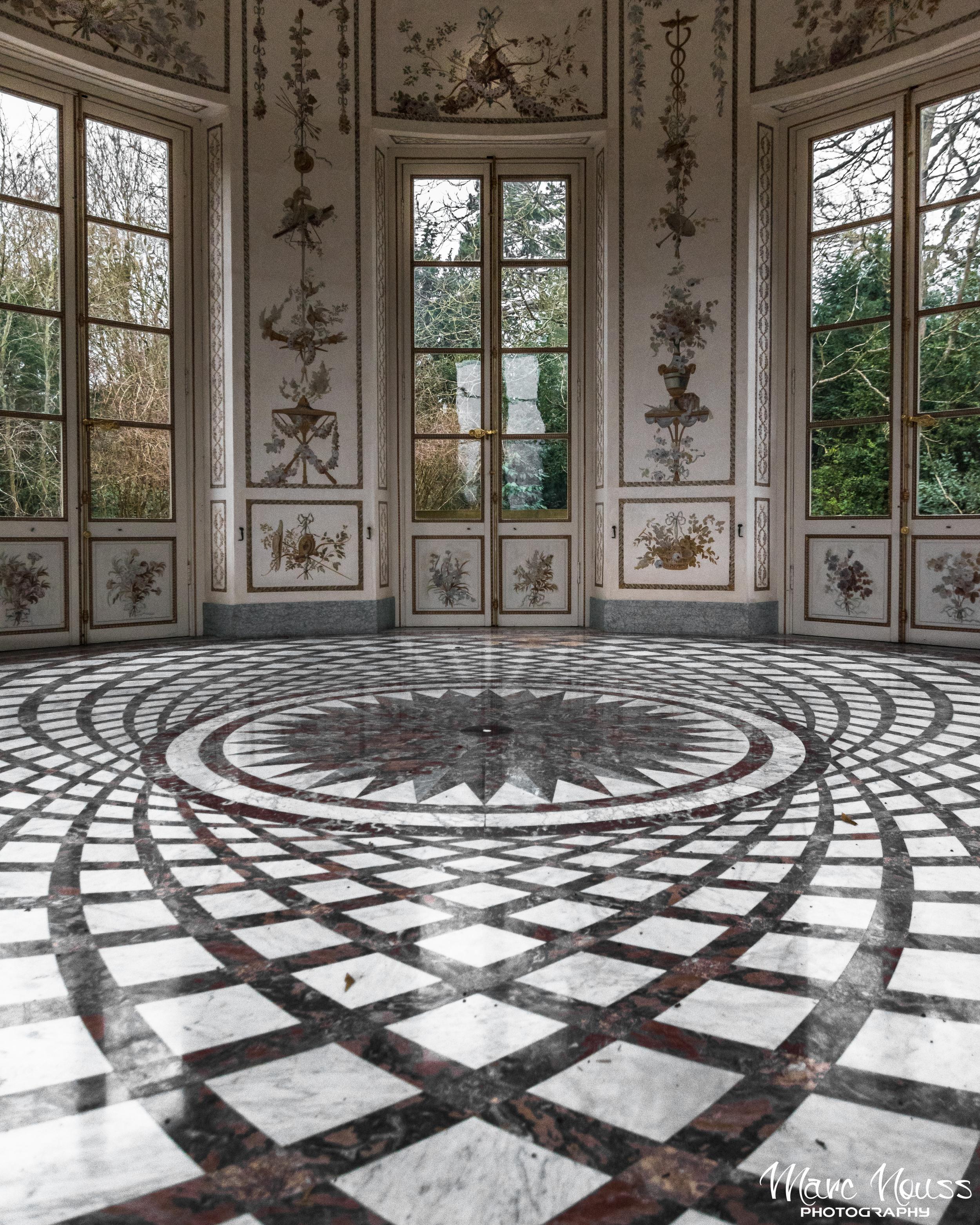 Belvédère au Petit Trianon