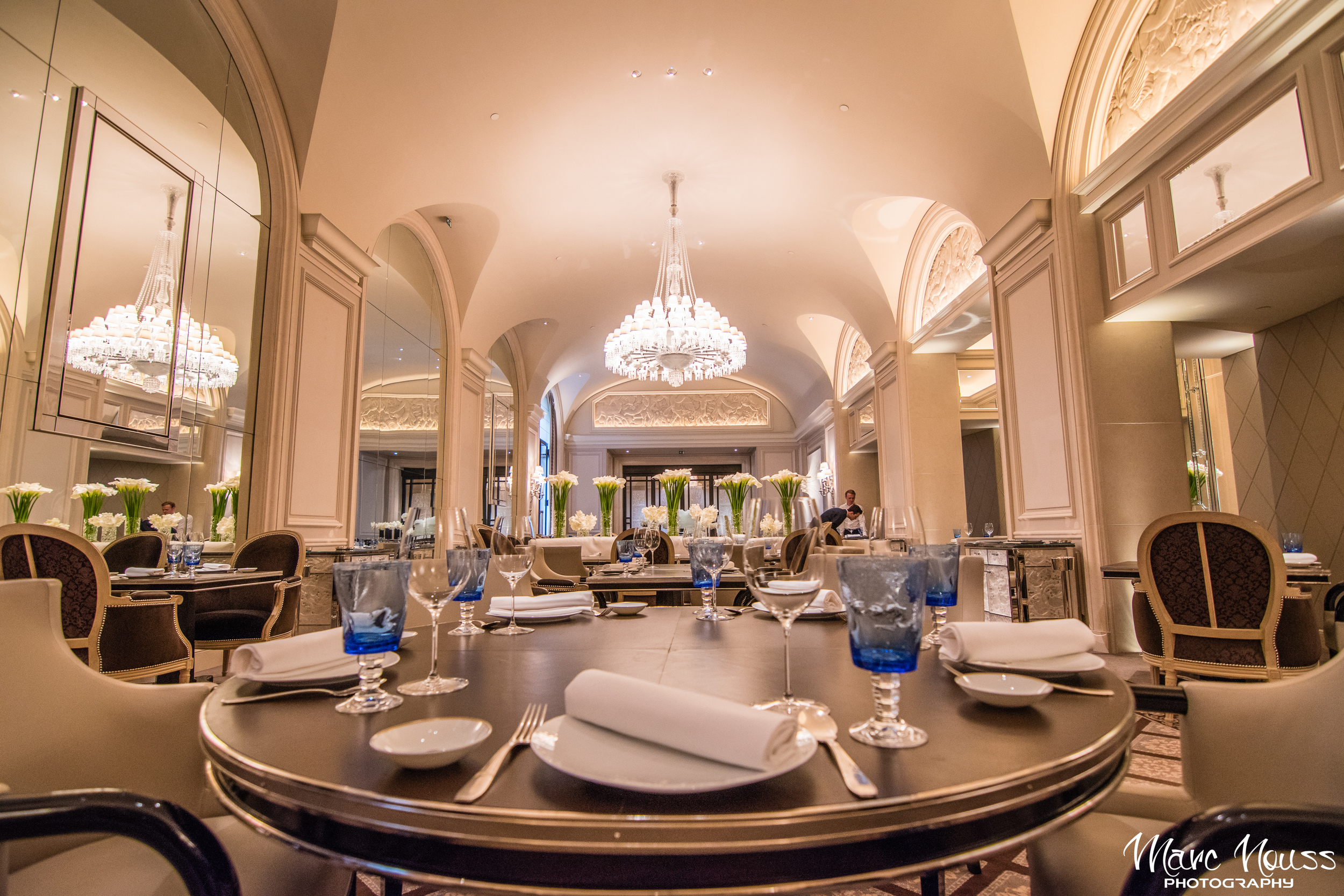 "Restaurant ""Le George"""