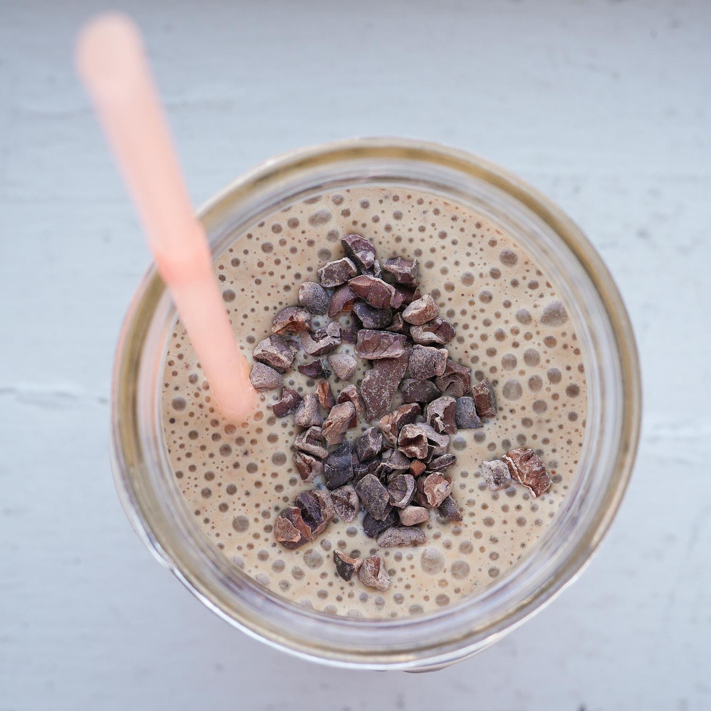 Cacao Nib Smoothie