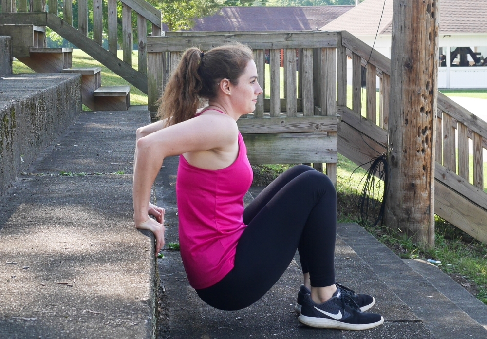 Girls Got Goalz Stair Crusher Workout