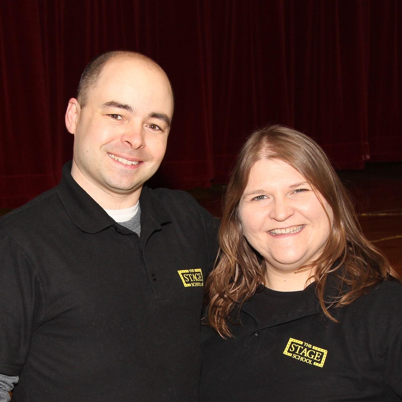 Principals Richard and Amanda Banden