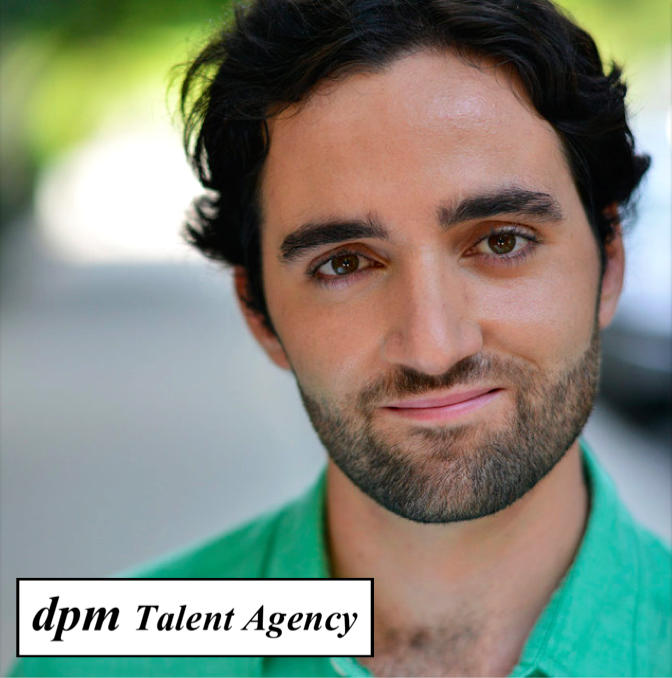 Just Signed Commercially with DPM Talent Agency!