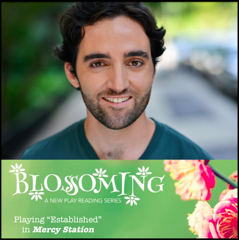 Cast in Blossoming: A New Play Reading Series