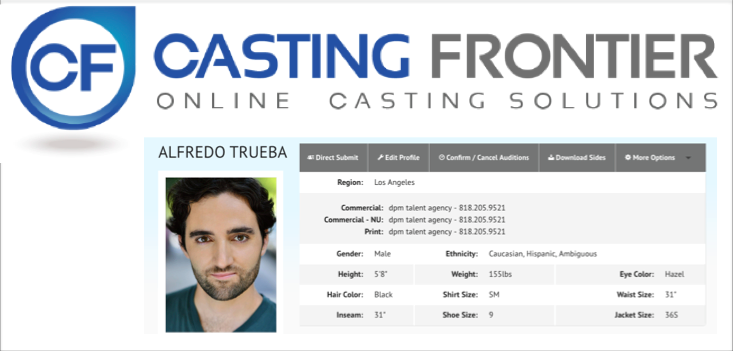 casting fronteir