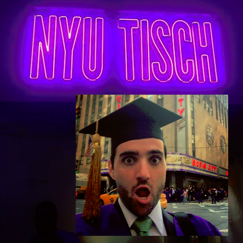 Graduated NYU Tisch with Honors