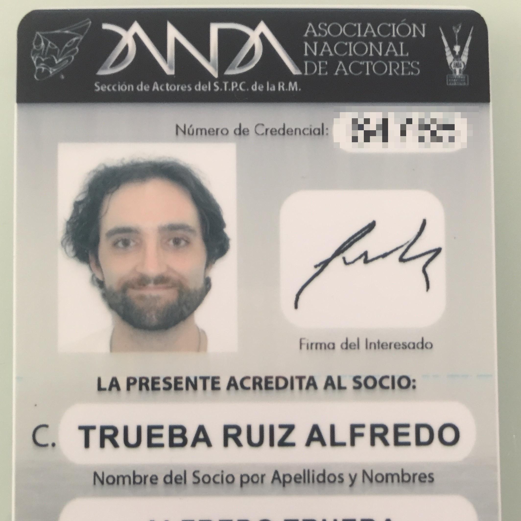 ANDA (Asociación Nacional de Actores)