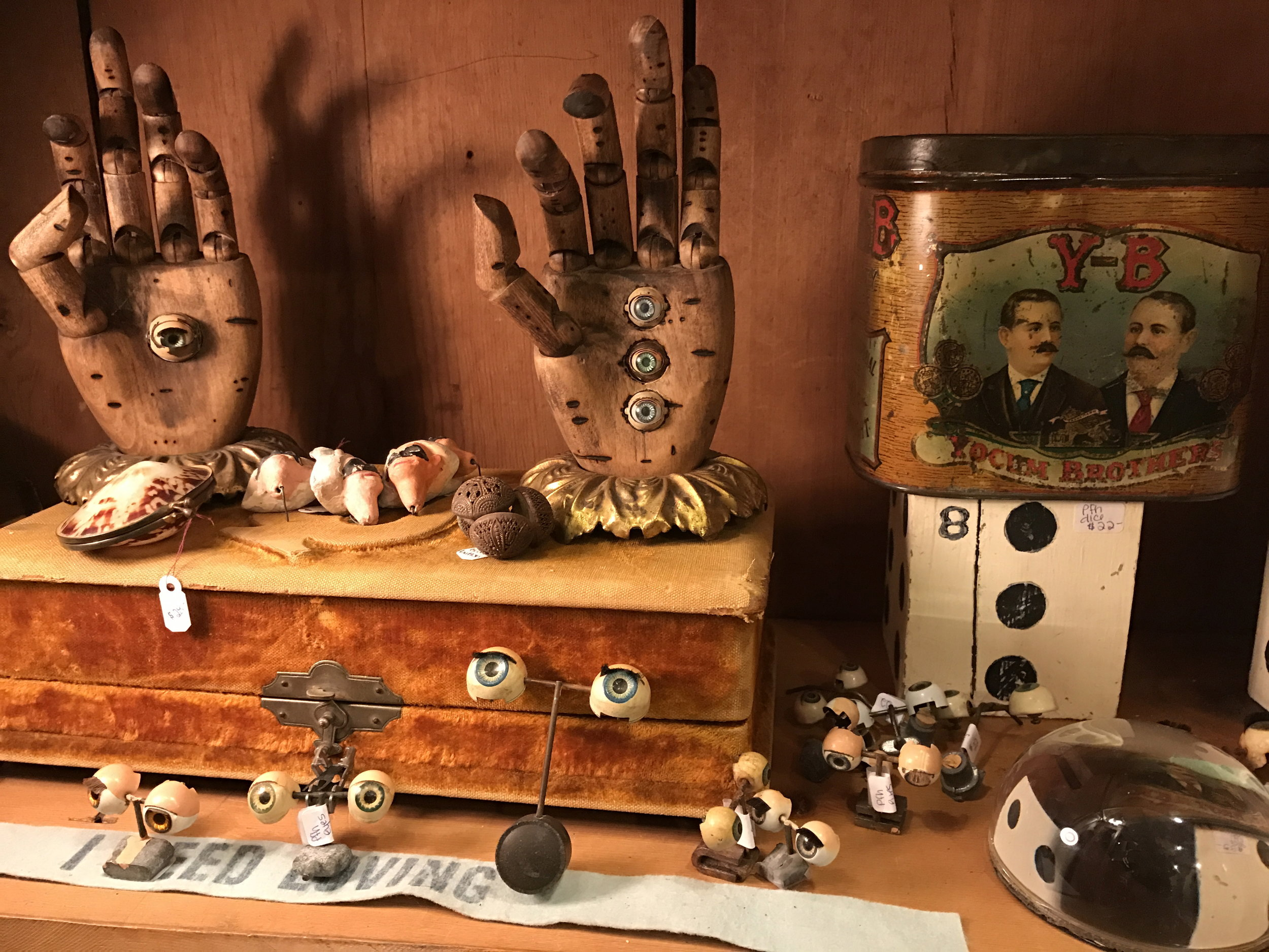Uncommon Objects, a fantastic antique store in Austin