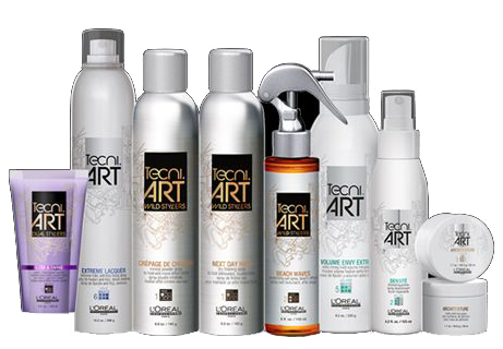 Tecni.Art  - This highly versatile range is perfect for recreating the latest styling looks.