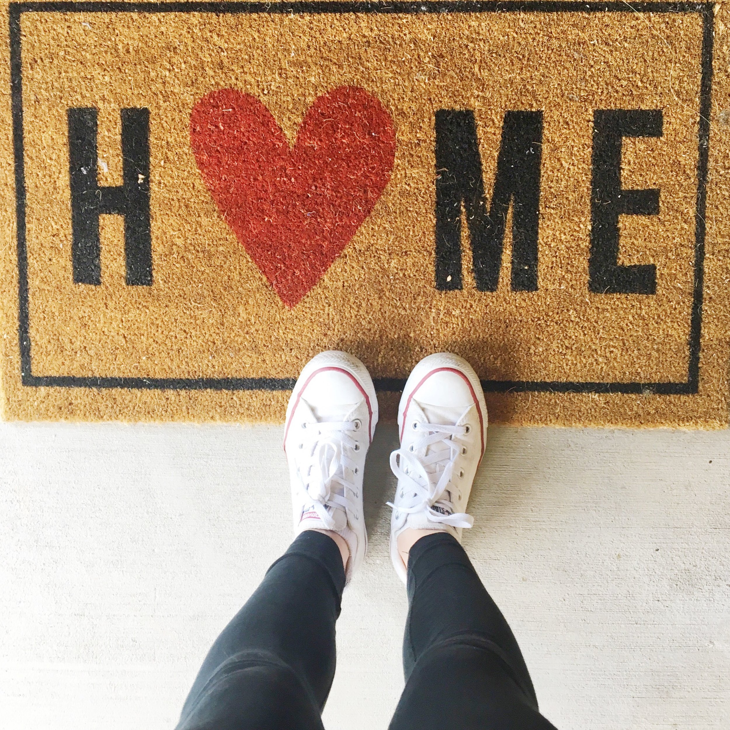 HOME Mat ,  Shoes
