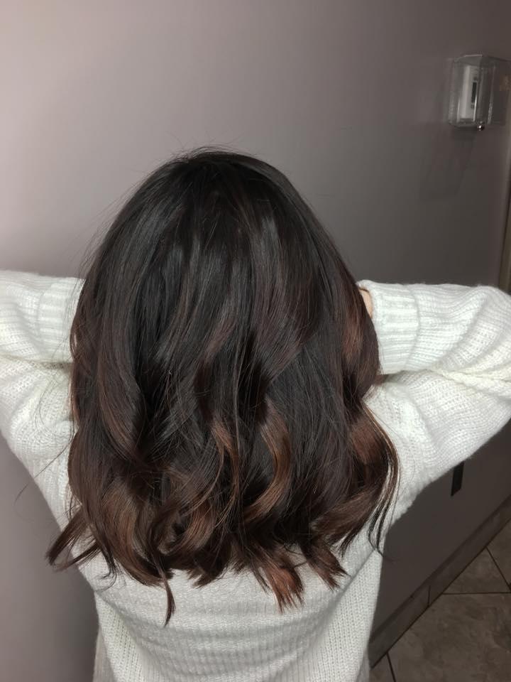 New hair, who dis?!