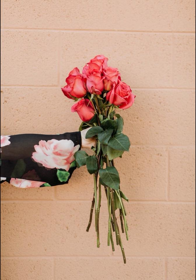 Love me some pretty flowers