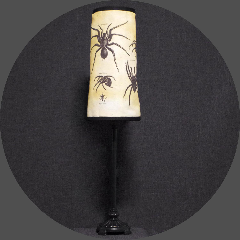 Arachnophile Table Lamp
