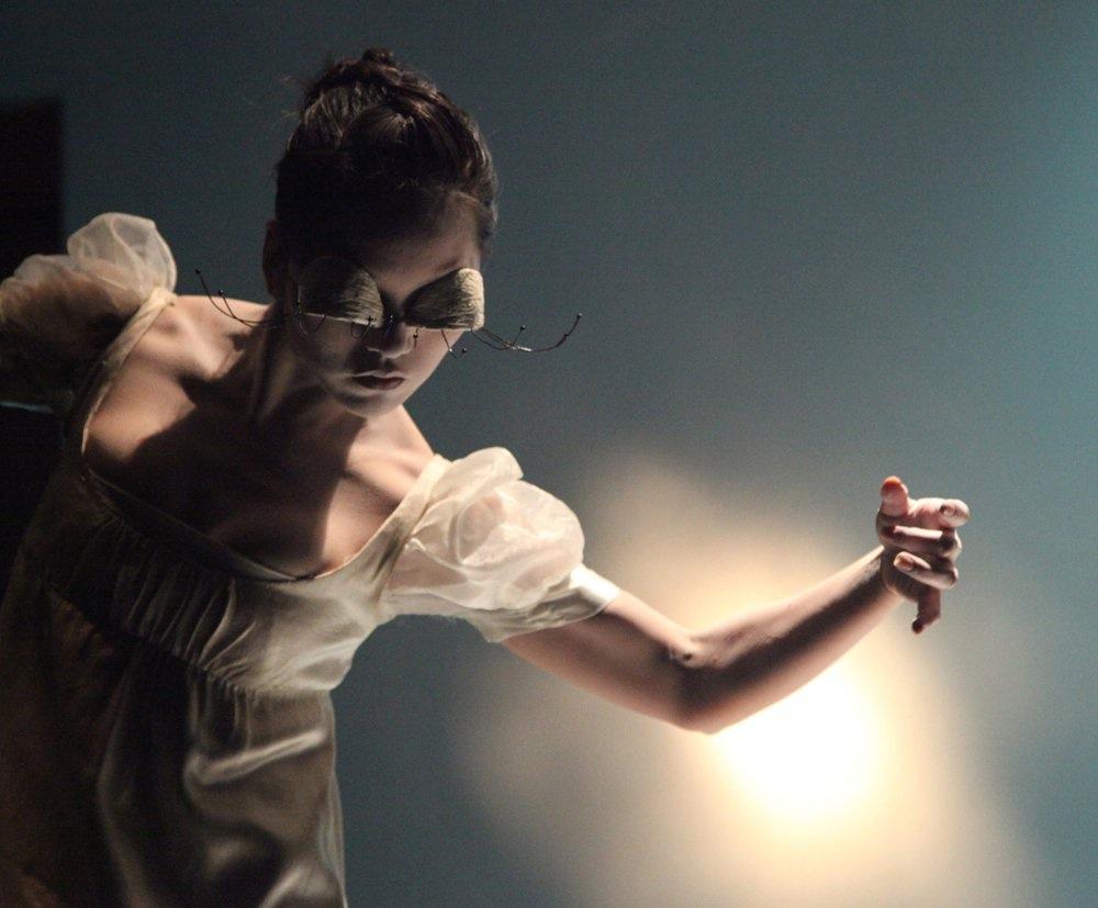 Azumi Oe- photo Beatrice Schleyer