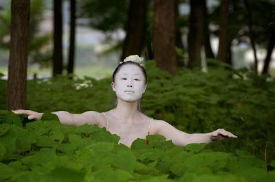 Mariko Endo - photograph by Juergen Specht