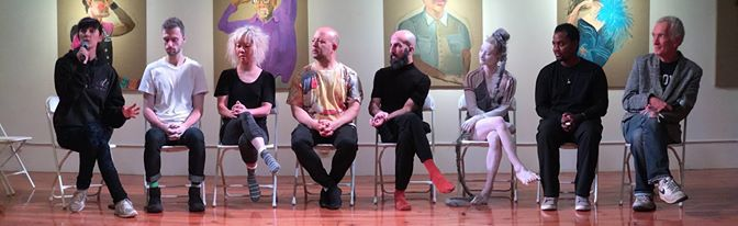 Panel Discussion- Queer Butoh - Vangeline Theater and New York Butoh Institute - Howl Arts