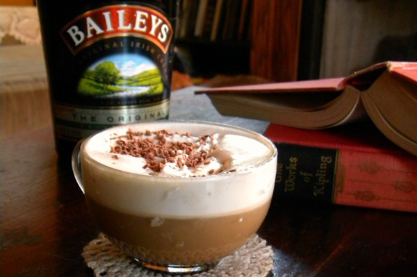 BRING YOUR OWN DURABLE COFFEE MUG TO THE SHOW AND COFFEE IS ON US - WITH A SHOT OF BAILEYS IRISH CREME IF YOU LIKE!