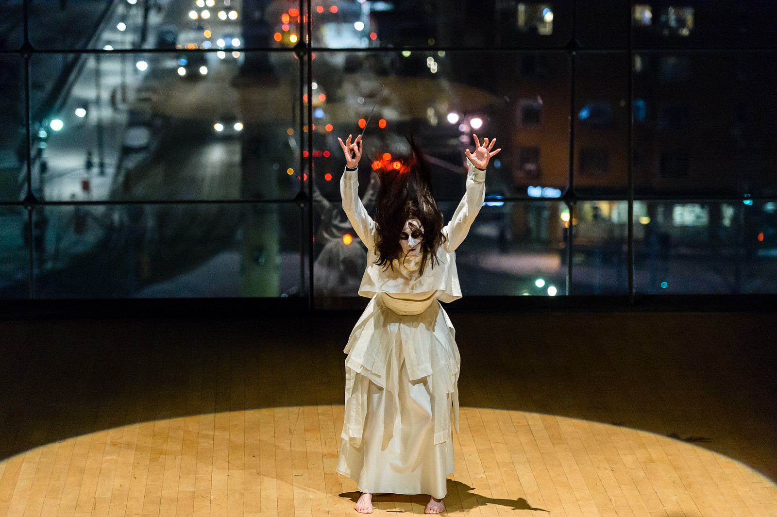 Photo by Darial Sneed- Vangeline at Lincoln Center
