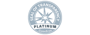 Vangeline Theater  is rated at the  Platinum Level on www.guidestar.org . Click to check us out on Guidestar.