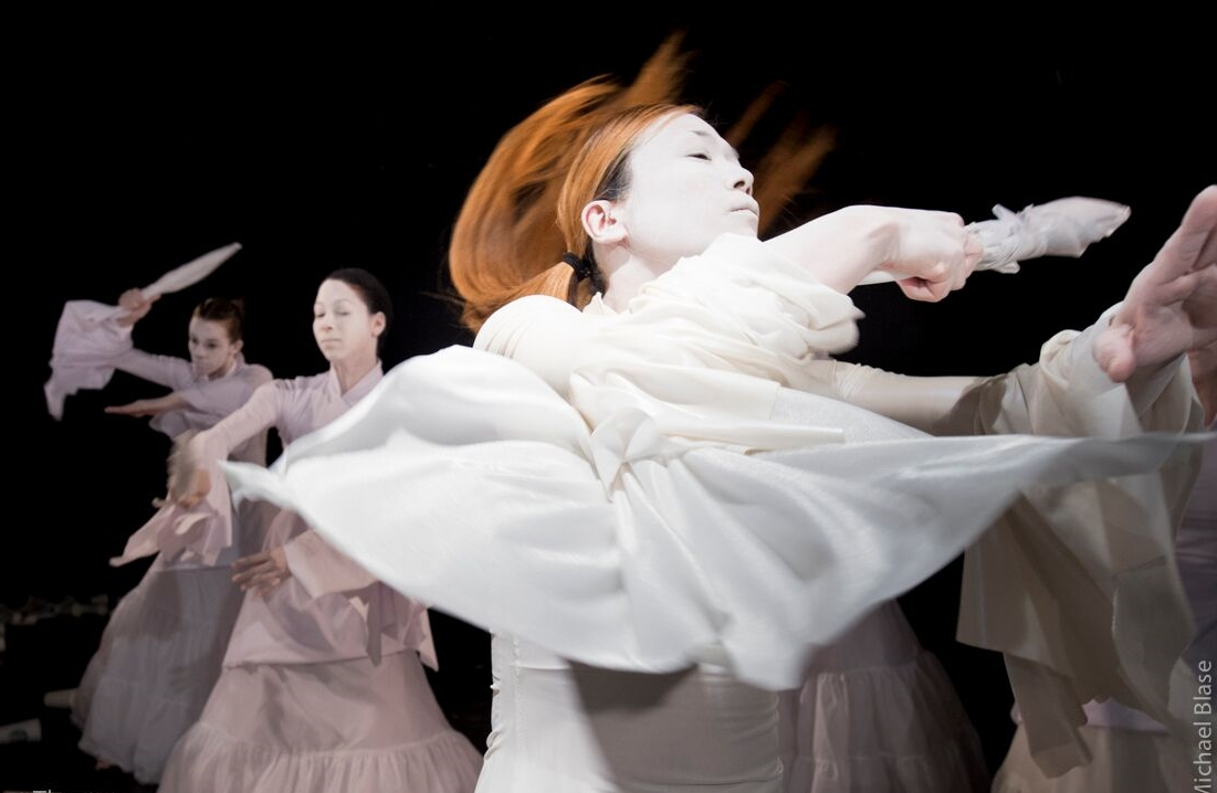 Maki Shinagawa with Vangeline Theater - Wake Up and Smell the Coffee - 2015 -Photo by Michael Blase