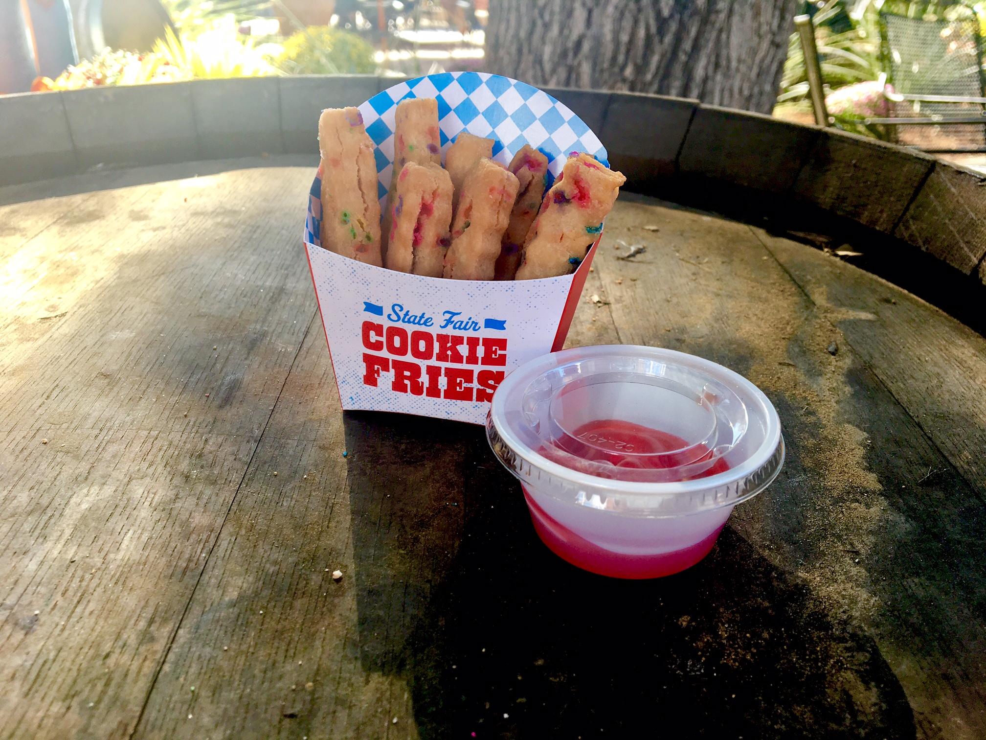 Cookie Fries 2016